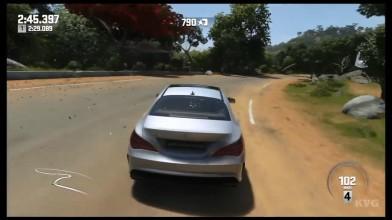 Mercedes-Benz CLA 45 AMG - Driveclub - Тест-драйв Геймплей (PS4 HD)