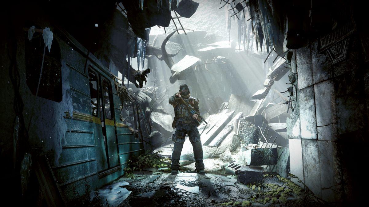 Следующая часть серии Metro разрабатывается на Unreal Engine 4