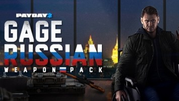 Вышло дополнение Gage Russian Weapon Pack для Payday 2