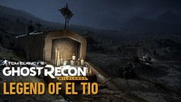 "Ghost Recon: Wildlands - Испытание ""El Tio de la Mina"""