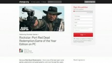 """Red Dead Redemption """"Собираем подписи с просьбой об порте игры на РС"""""""