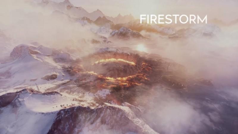 Результаты матчей в Firestorm будут влиять на общий прогресс в Battlefield V.