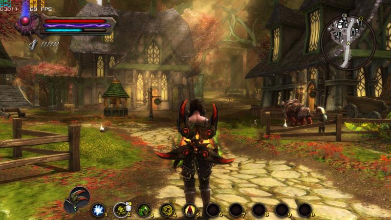 Ремастер Kingdoms of Amalur: Re-Reckoning не сильно отличается от оригинала: сравнительные скриншоты