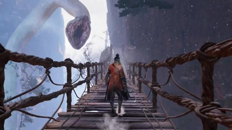 Рекламный ролик Sekiro: Shadows Die Twice