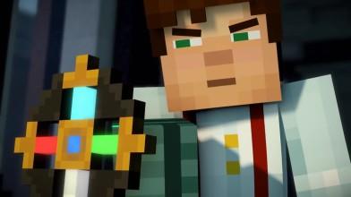 "Minecraft: Story Mode - Season Two ""Тайна админа майна"""