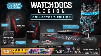 Новые подробности и виды изданий Watch Dogs Legion