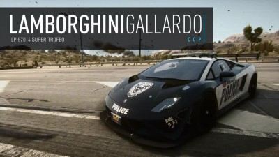 "Need for Speed Rivals ""Трейлер Lamborghini DLC"""