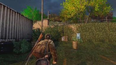 RPCS3 - демонстрация игры The Last of Us