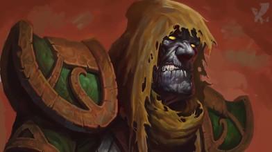 World of Warcraft - История героев Warcraft - Натанос Гнилостень