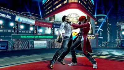 Новый трейлер The King of Fighters XIV