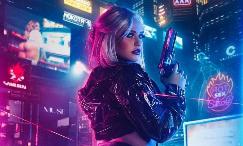 В Cyberpunk 2077 отыскали Цири