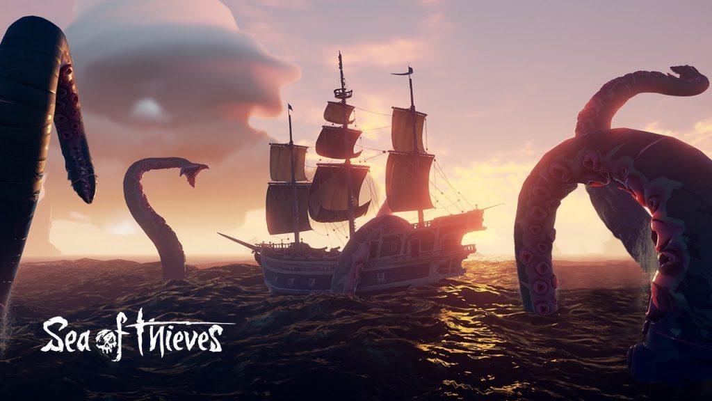 Sea of Thieves выйдет 27 мая в Steam