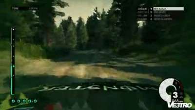 "DiRT 3 ""Ford Focus RS геймплей"""