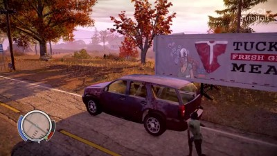 Пасхалки в State of Decay [Easter Eggs]