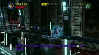 "Lego Star Wars 3 ""Boss Battle Gameplay (Wii)"""
