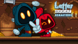 Letter Quest Remastered выйдет на Nintendo Switch
