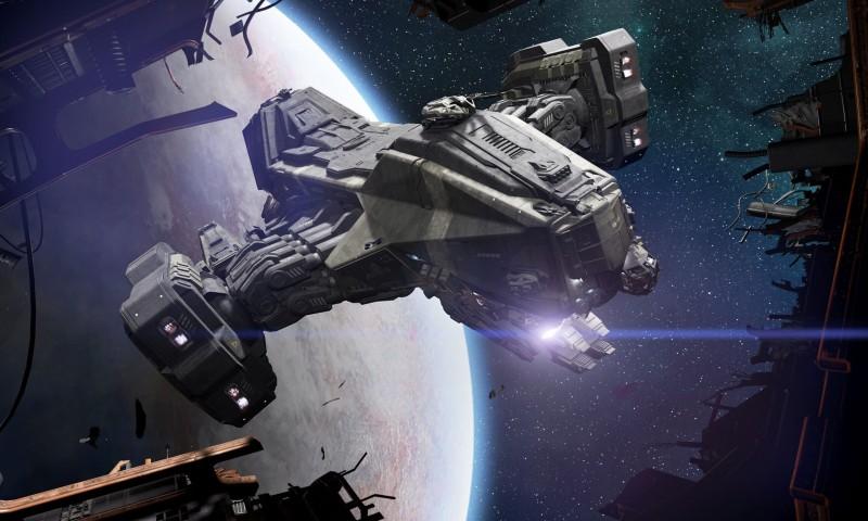 """Star Citizen объявляет о новом мероприятии """"Free Fly"""", позволяющем всем попробовать игру в течение двух недель"""