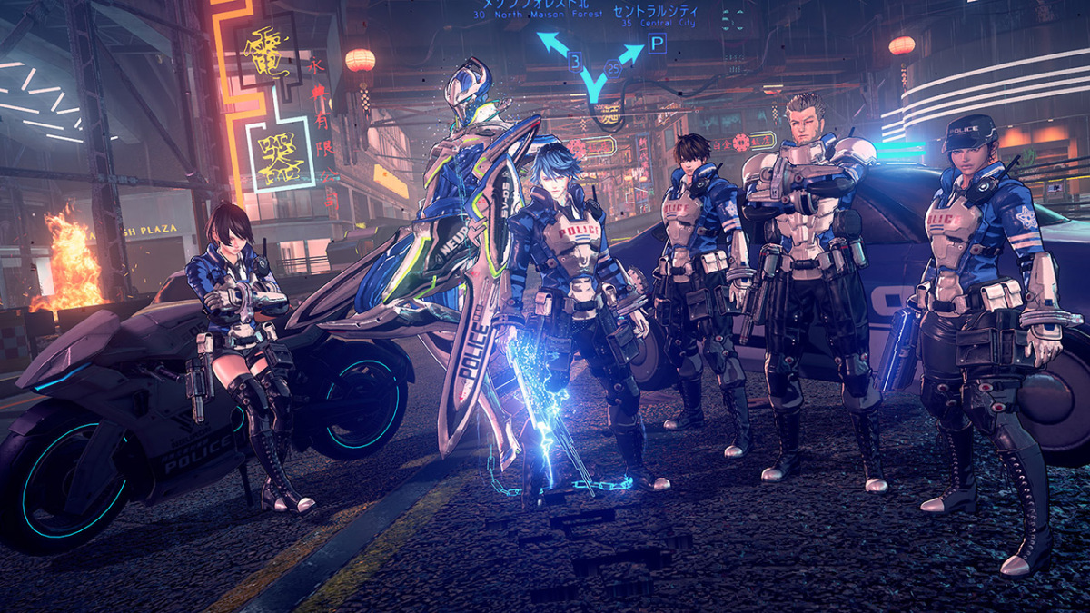 Директор Platinum Games Хидеки Камия намекнул на Astral Chain 2