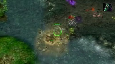 "Heroes of Newerth ""Hero Spotlight Tremble Trailer"""