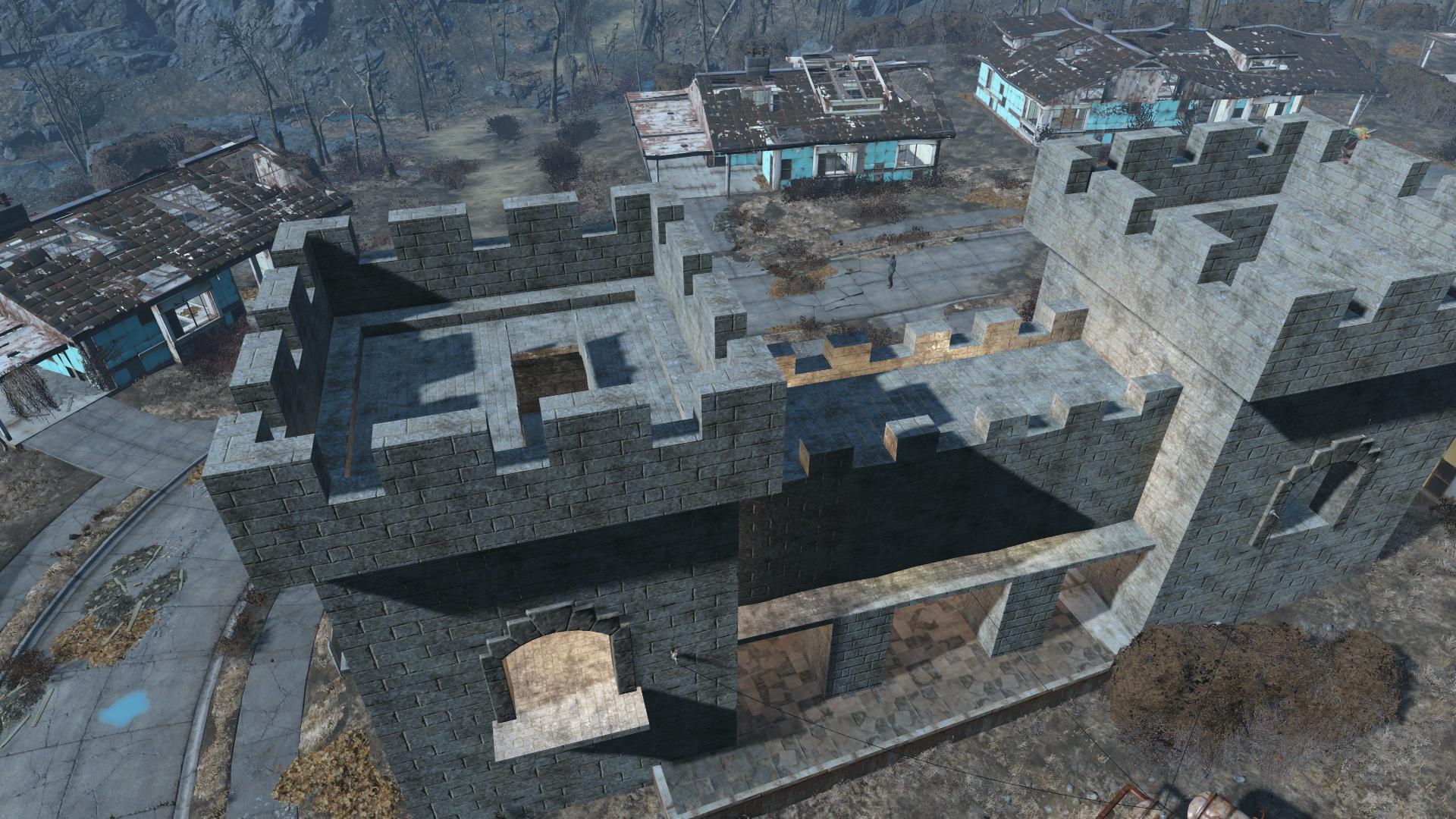 Моды на Строительство для Fallout 4