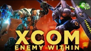 XCOM: Enemy Within - геймплей