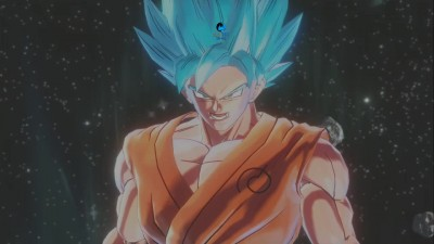 Dragon Ball Xenoverse 2 Goku Black, SSGSS Vegeta Super Attacks
