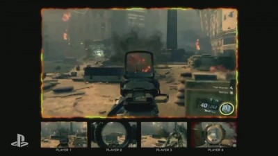 Call Of Duty Black Ops 3 Gameplay Singleplayer E3 2015