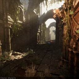 Художник показал Dark Souls 3 на движке Unreal Engine 5