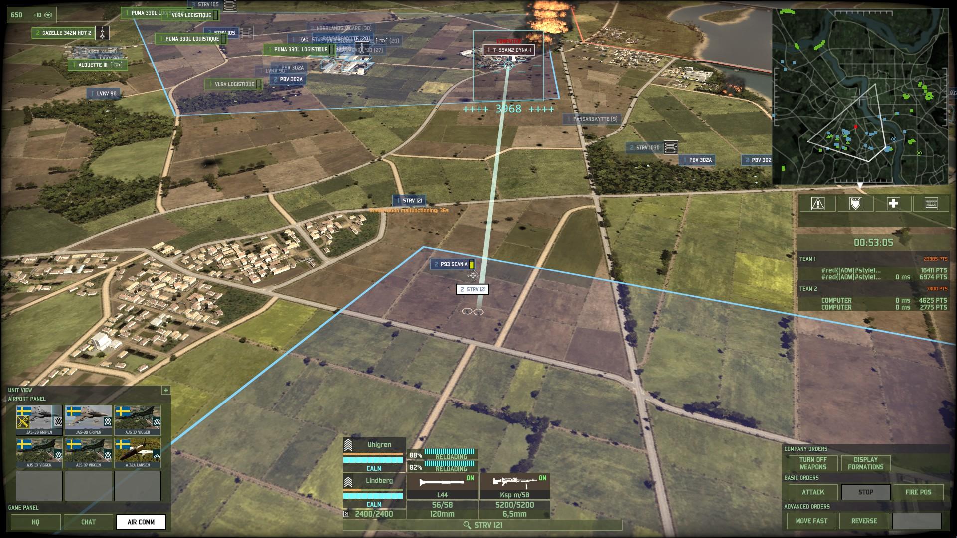 Wargame Red Dragon Патч Скачать