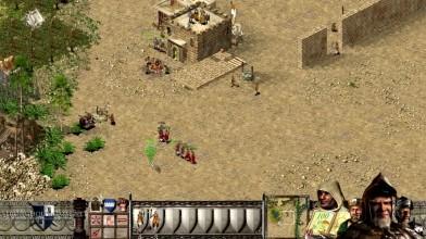 [Прохождение] Stronghold Crusader - Mission 7