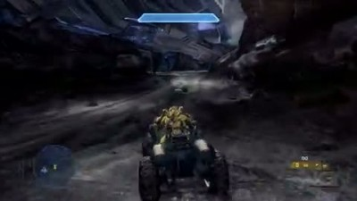 "Halo 4 ""Vortex Multiplayer Map Walkthrough With 343i """
