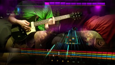 "Rocksmith 2014 - DLC - Guitar - Jefferson Airplane ""White Rabbit"""