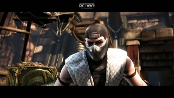 Mortal Kombat X - PC Mod - Scorpion Skin MK1 - MKX