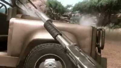 "Far Cry 2 ""Fortune Pack DLC Trailer"""