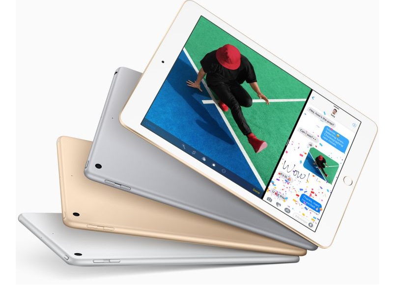 Apple может выпустить дешевый 9,7-дюймовый планшет iPad в 2018-ом