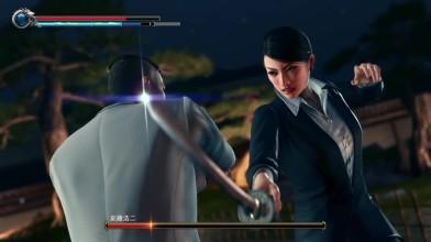 Yakuza Kiwami 2 Мод заменяет героя Кирю на Каору