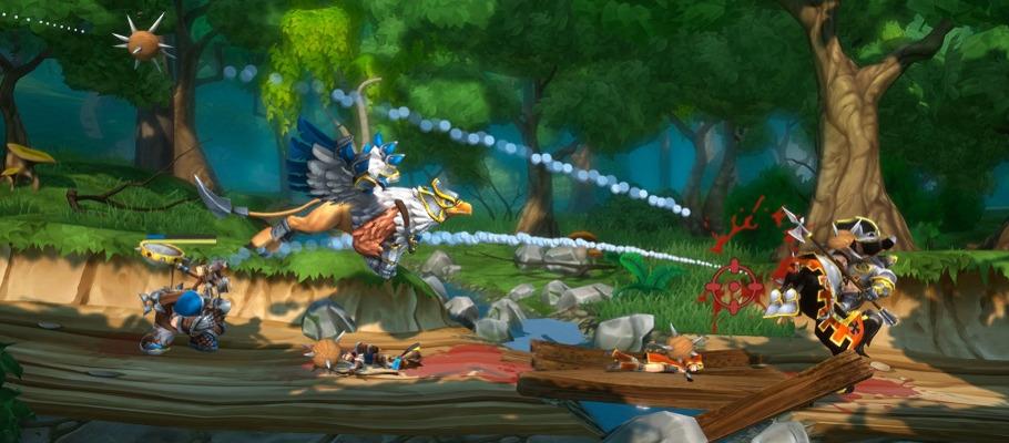 Релиз игры CastleStorm II перенесён на более поздний срок