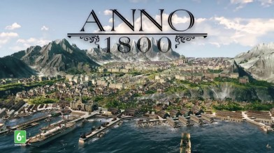 Anno 1800 - Первый официальный трейлер