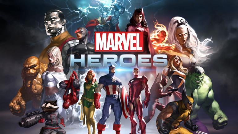 скачать игру Marvel Heroes 2015 скачать торрент img-1