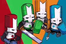 Castle Crashers - разработчики намекнули на версию для Nintendo Switch
