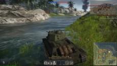 "War Thunder ""Т-50: Снова в Джунгли   Аркадные бои  """