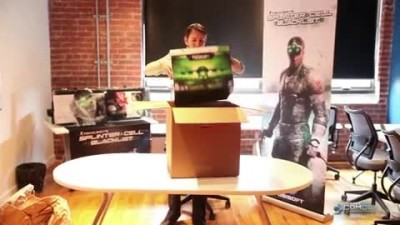 "Tom Clancy's Splinter Cell: Blacklist ""Коллекционное издание [Unboxing]"""