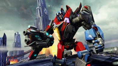 Transformers: Fall of Cybertron выходит на Xbox One и PS4