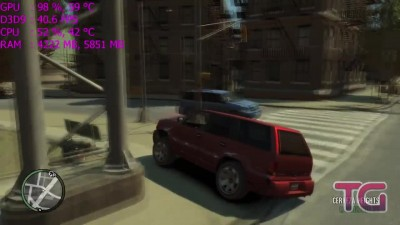 GTA 4 - GTX 1050 - i3 6100 (Ultra Settings)