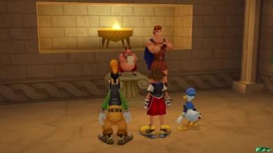 Kingdom Hearts HD 1.5 ReMIX прохождение игры часть 5 - Олимпийский колизей