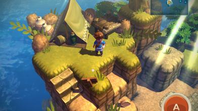 Oceanhorn, удачный клона Zelda, ждет вашего внимания