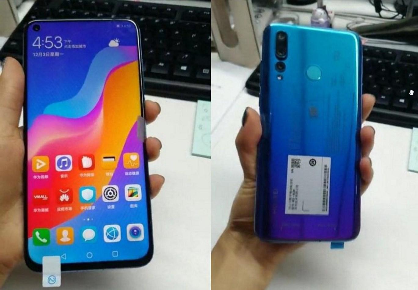 Huawei огласила дату «дырявого» телефона  Nova 4— Смартфоны