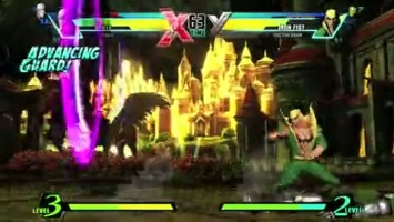"Ultimate Marvel vs Capcom 3 ""Vergil Gameplay Trailer"""