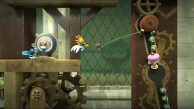 "LittleBigPlanet 2 ""Dear PlayStation Trailer"""