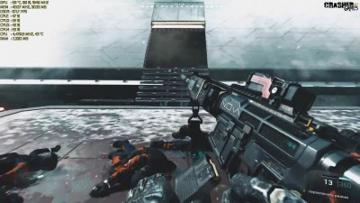 "Call of Duty Infinite Warfare 2016 ""Геймплей, ультра настройки GTX 1060"